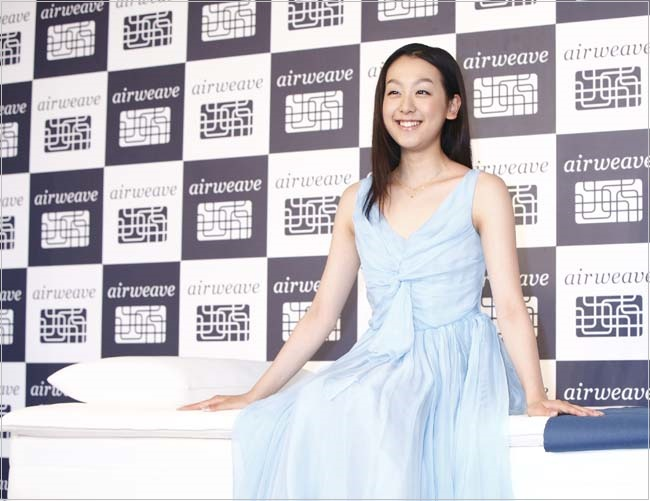 エアウィーブ CM 女優 浅田真央