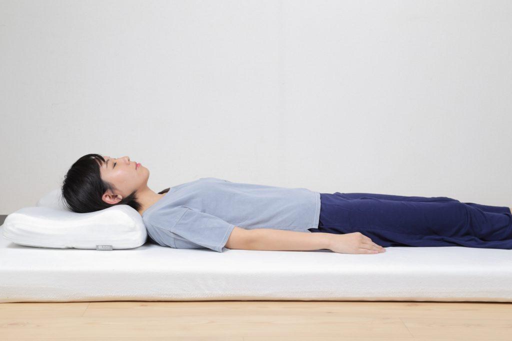 モットンマットレス 腰痛対策 効果あり