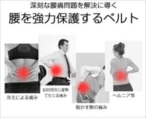 腰椎コシビシベルト ダイエット 口コミ