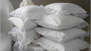 枕を洗えないとき 干す方法